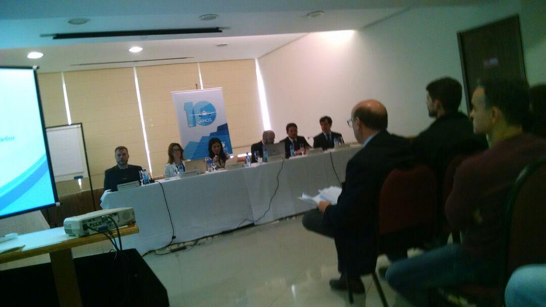 Senge-SC participa de debate da Anac sobre aeroporto de Florianópolis