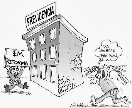 Centrais contra a reforma da Previdência Social