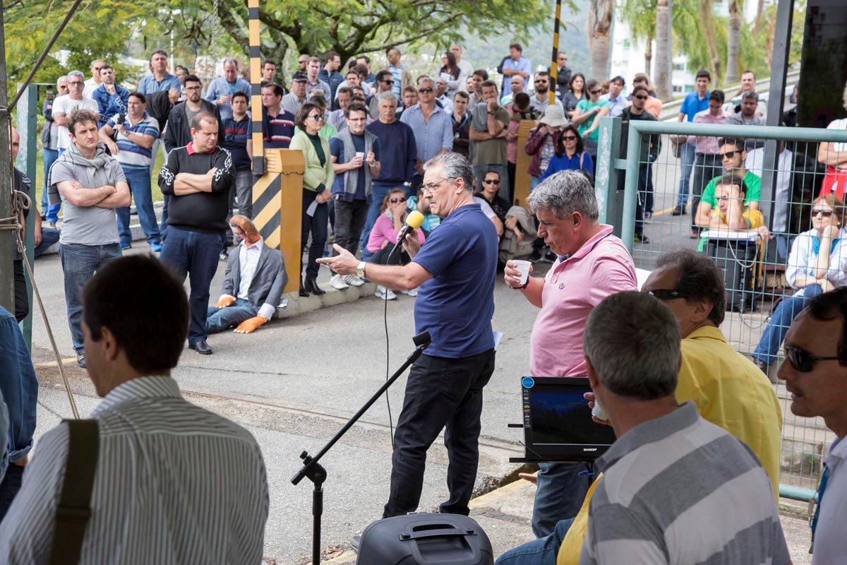 Categorias profissionais da Intersindical aprovam o ACT na Celesc e o fim da greve