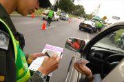 Multas de trânsito vão ficar mais caras em todo o país a partir do dia 1º