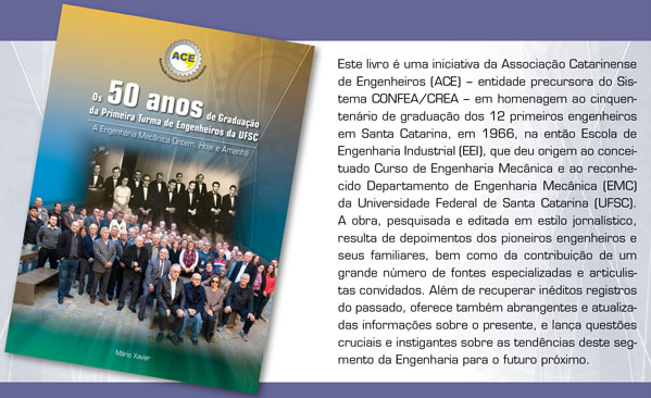 ACE promove seminário e lança livro dia 17/11