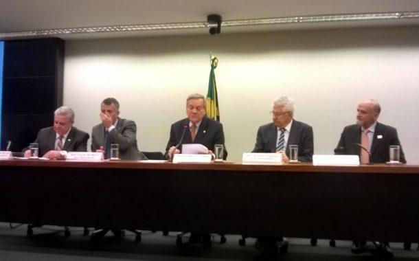 FNE participa da criação da Frente Parlamentar Mista da Engenharia, Infraestrutura e Desenvolvimento Nacional