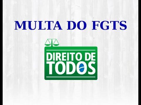 Governo quer eliminar em dez anos multa sobre FGTS para demissão sem justa causa