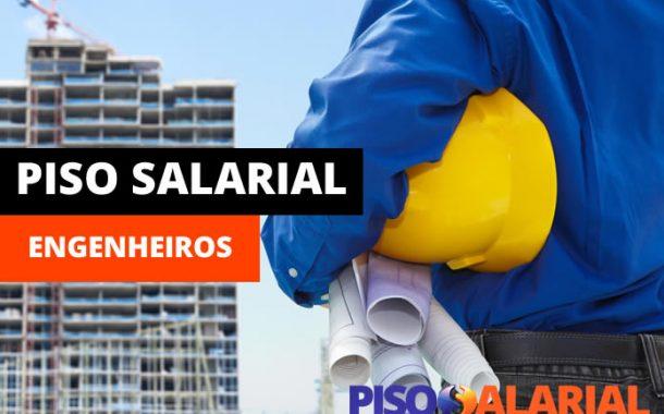 SALÁRIO MÍNIMO PROFISSIONAL DOS ENGENHEIROS EM 2017