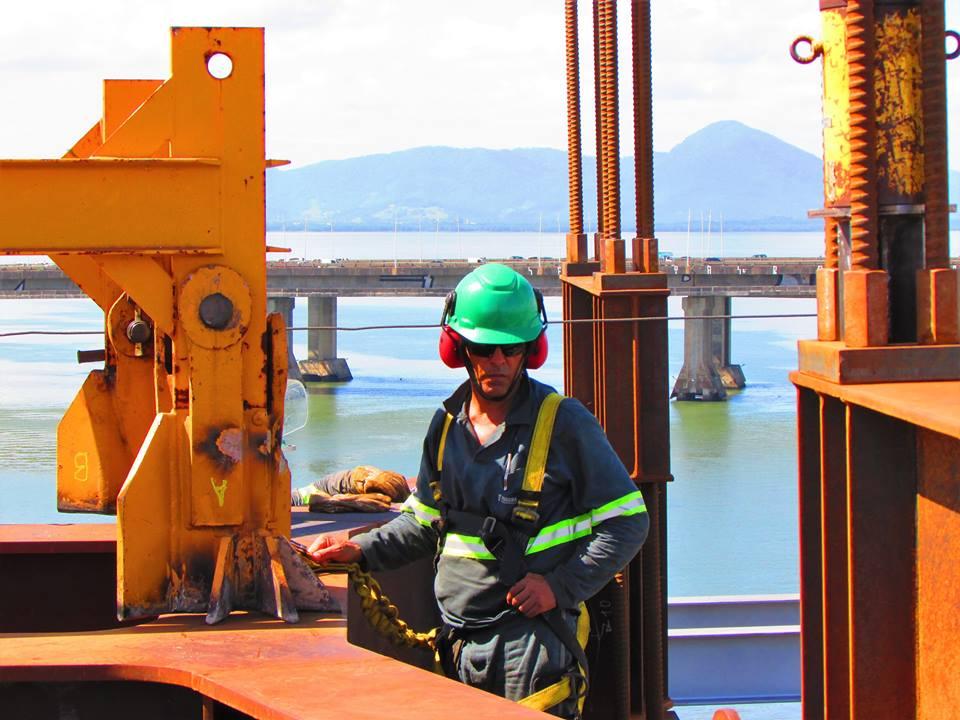 Operação mais radical na ponte Hercílio Luz será dia 11 de fevereiro