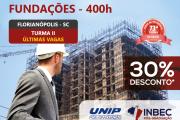 Pós-graduação Estruturas de Concreto e Fundação - 400 horas