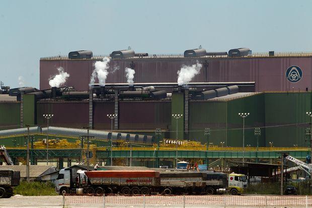Aço chinês expõe desafios da indústria siderúrgica no mundo