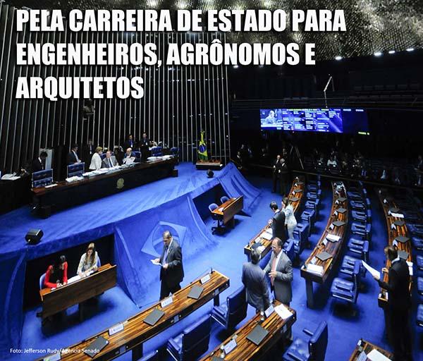 PL 13/2013 – ENGENHARIA COMO CARREIRA DE ESTADO