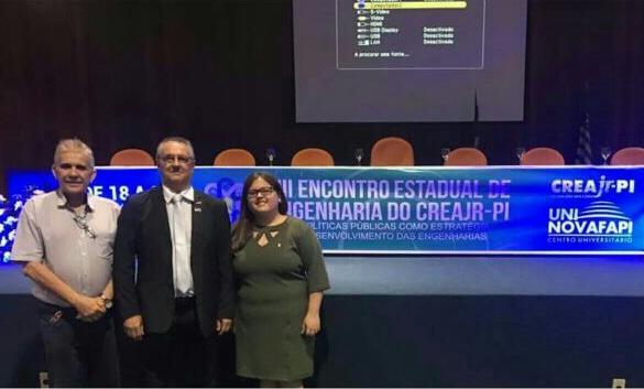 Engenharia Unida é tema de encontro no Piauí