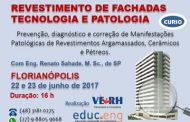 REVESTIMENTO DE FACHADAS - TECNOLOGIA E PATOLOGIA
