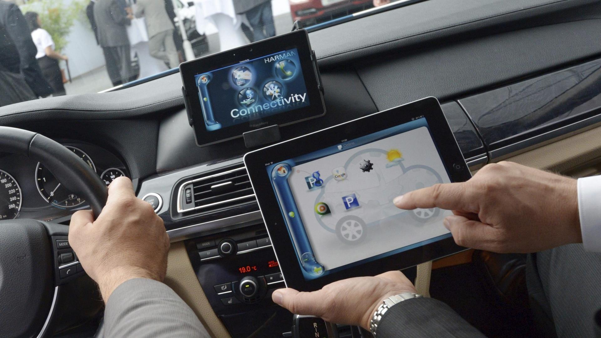 Tecnologia: 'Como eu poderia ter roubado meu carro antigo usando meu celular'