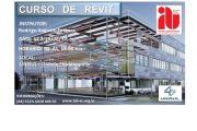 """CURSO """"REVIT"""", 17, 18 e 19 de agosto, Florianópolis/SC"""