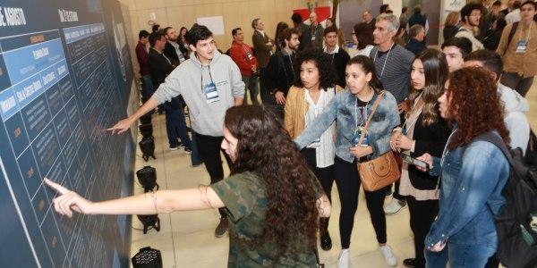 Concasan registra grande presença de estudantes