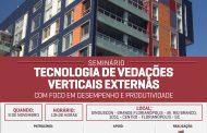 Seminário: Tecnologia de vedações verticais externas