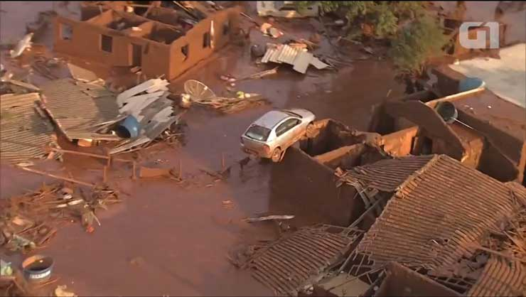 País tem ao menos 25 barragens com estrutura danificada e risco de ruptura