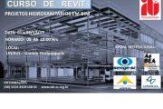 Curso - Autodesk Revit -Módulo: Projetos Hidrossanitários em BIM.