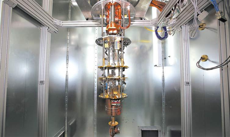 Física promete nova era para processamento
