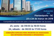 CURSO FINANCIAMENTO EMPRESÁRIO E ANÁLISE DE RISCOS & RETORNO DE EMPREENDIMENTOS IMOBILIÁRIOS
