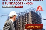 PÓS-GRADUAÇÃO LATO SENSU EM ESTRUTURAS DE CONCRETO E FUNDAÇÕES - 400h