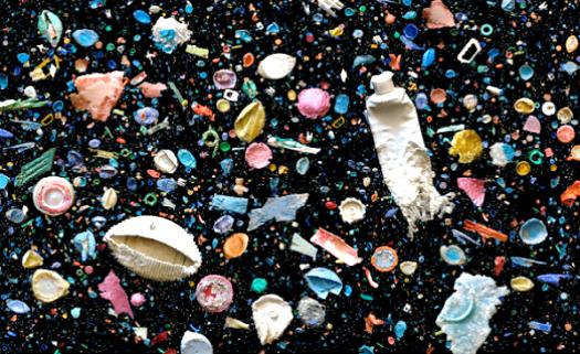 O microplástico aos olhos da Volvo Ocean Race