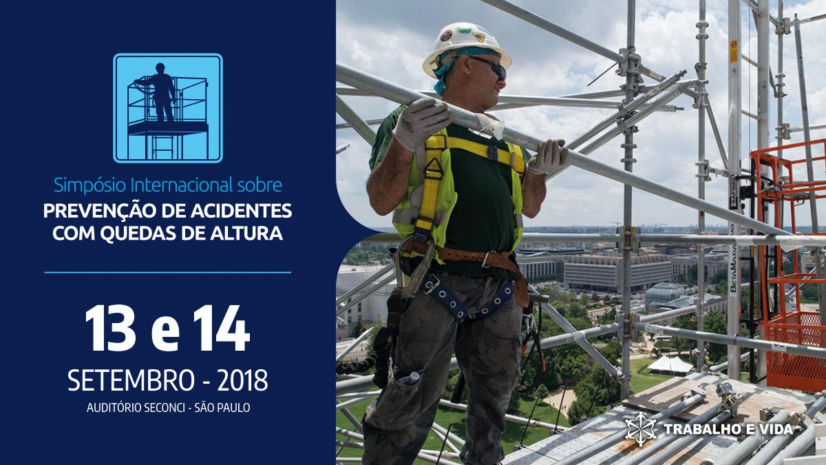 Gestão e prevenção de quedas de altura do Brasil