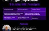 Risco Corporativo Conectado à Estratégia Empresarial – dia 18/07 em Florianópolis