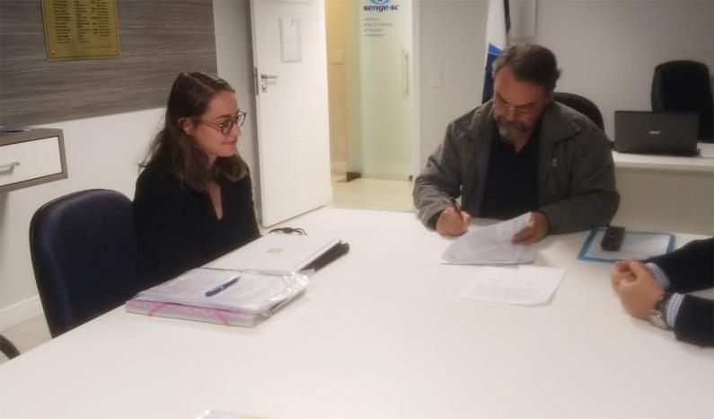 Senge-SC participará do II Encontro Regional de Estudantes de Engenharia Civil