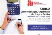 Curso – Projeto: Comercialização, Orçamento do Preço e Gestão, Prof. Dr. Arq. Walter Maffei