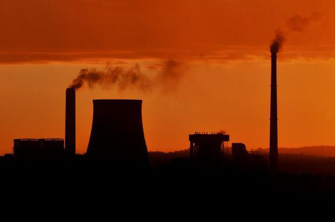 Gases de efeito estufa batem recorde em 2017