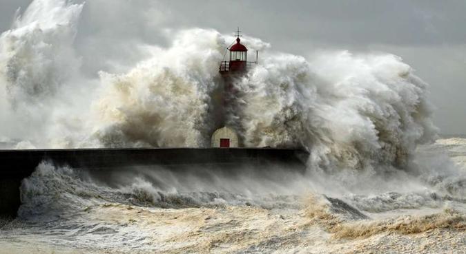 Aquecimento global aumenta risco de tsunamis por deslizamento de terra
