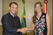 Engenheira de carreira da Casan é a nova presidente da empresa