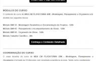 MBA EM PLATAFORMA BIM, MODELAGEM 3D, PLANEJAMENTO 4D, E ORÇAMENTO 5D/6D E 7D -400H