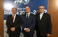 Federação Nacional dos Engenheiros empossa novos dirigentes. Catarinenses integram diretoria