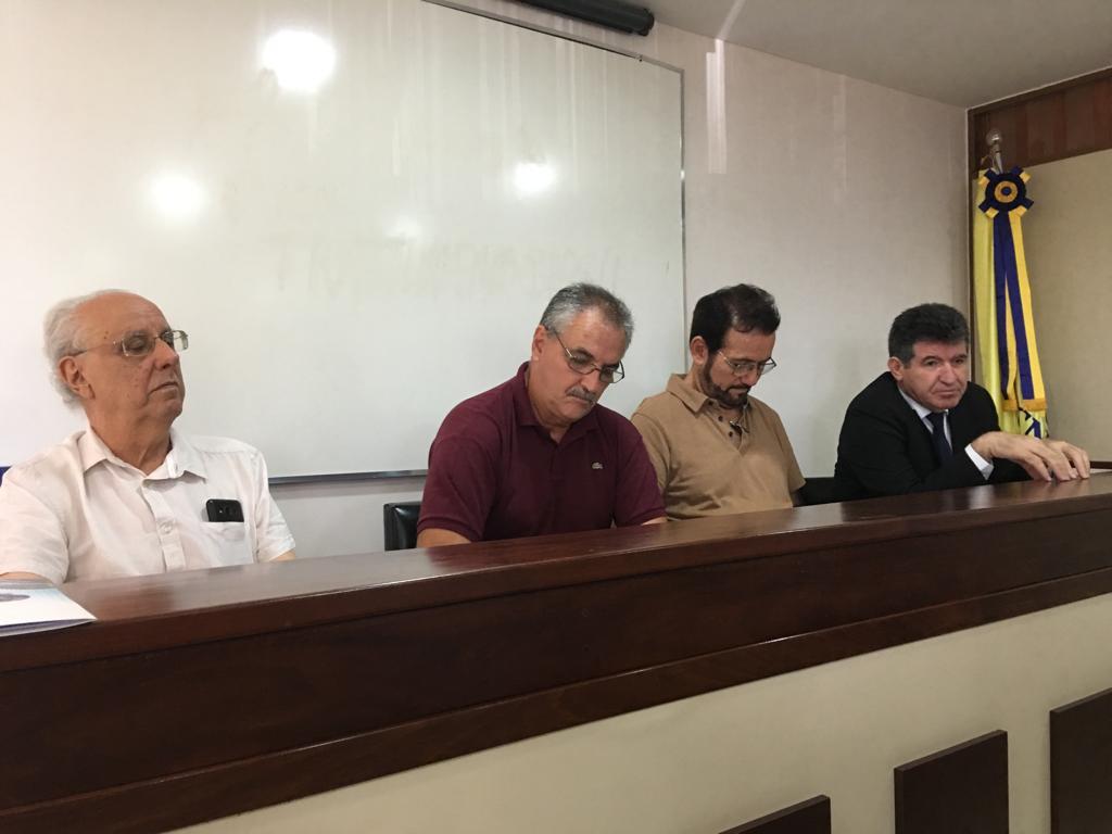 Diretoria da FNE toma posse e faz primeira reunião do mandato 2019-2022