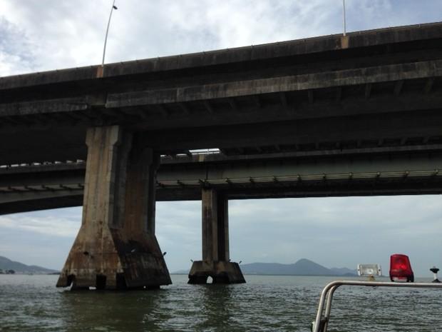 Transtorno futuro: Ponte Colombo Salles ficará fechada por uma semana durante obra, diz secretário