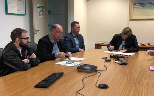 Senge-SC e Casan assinam Acordo Coletivo de Trabalho (ACT) 2019