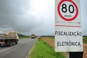 Governo vai instalar 1 mil radares em rodovias federais, diz ministro