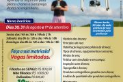 Curso de drones no Senge-SC - dias 27, 28 e 29 de setembro