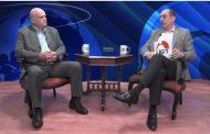 Murilo defende retomadas das obras contra o desemprego, em entrevista ao programa Ideias em debate