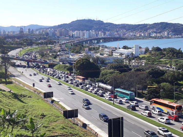 Defesa Civil lança plano de contingência para lidar com problemas nas pontes de Florianópolis