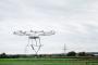 Drone gigante é capaz de transportar 200 quilos por até 40 quilômetros