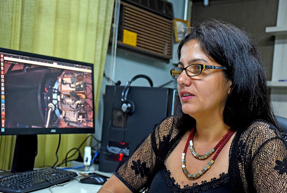 Brasileira integra equipe que pretende desvendar energia escura