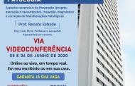 CURSO REVESTIMENTO DE FACHADAS – TECNOLOGIA E PATOLOGIA