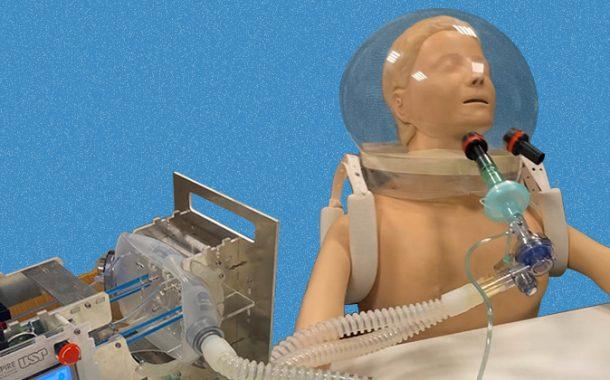 """Pesquisadores da USP desenvolvem """"capacete-respirador"""" para tratar pacientes com a covid-19"""