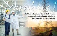 Federação Nacional dos Engenheiros - 57 anos