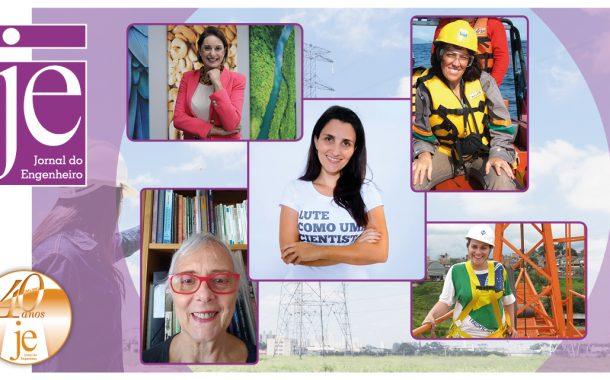 8 de Março - Engenharia também é lugar de mulher