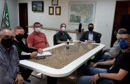 Sindicatos reúnem-se com presidente da Cidasc